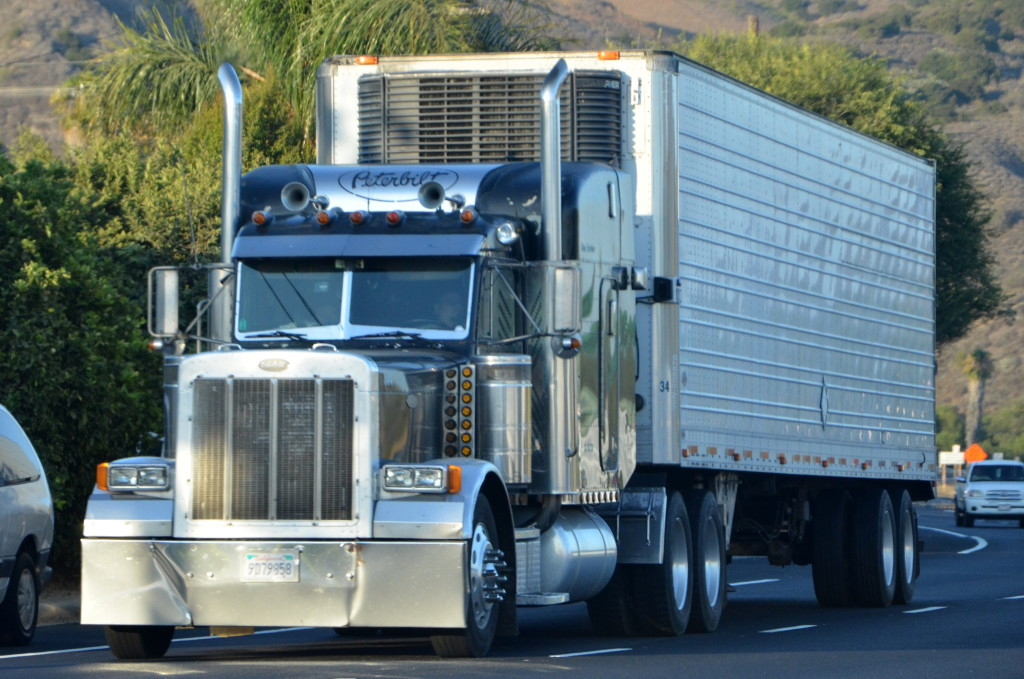 Eighteen Wheeler Truck Accident Statistics