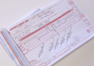 Truck-Driver-accident-log-book-violations