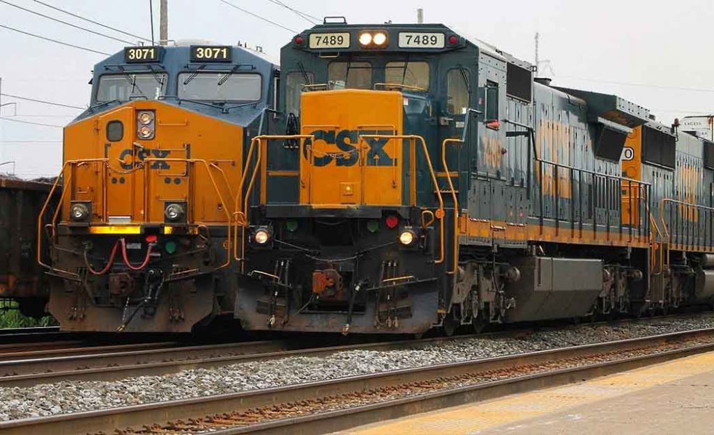 Amtrak blames freight train company CSX for deadly South ...